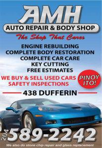 AMH Auto Repair & Body Shop
