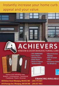 Achievers Window & Door Manufacturing Corp.