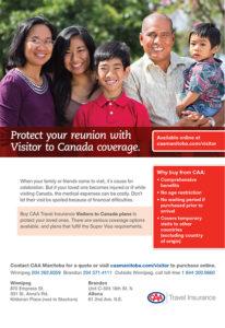 CAA Travel Insurance
