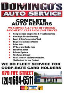 Domingo's Auto Service
