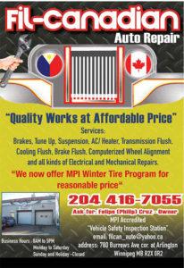 Fil-Canadian Auto Repair