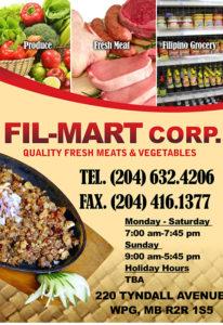 Fil-Mart Corp.