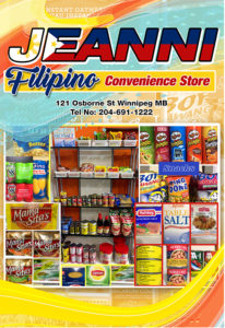 Jeanni Filipino Convenience Store