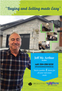 Jeff Mc Arthur – Maximum Realty Ltd.