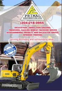 Primal Contracting Ltd.