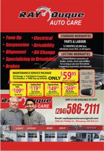 Ray Duque Auto Care