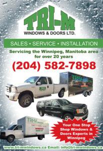 Tri-M Windows & Doors Ltd.