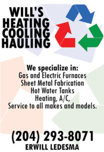 Will's Heating Cooling Hauling