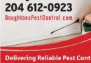 Boughton's Pest Control