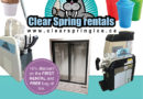 Clear Spring Rentals