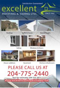 Excellent Roofing & Siding Ltd.