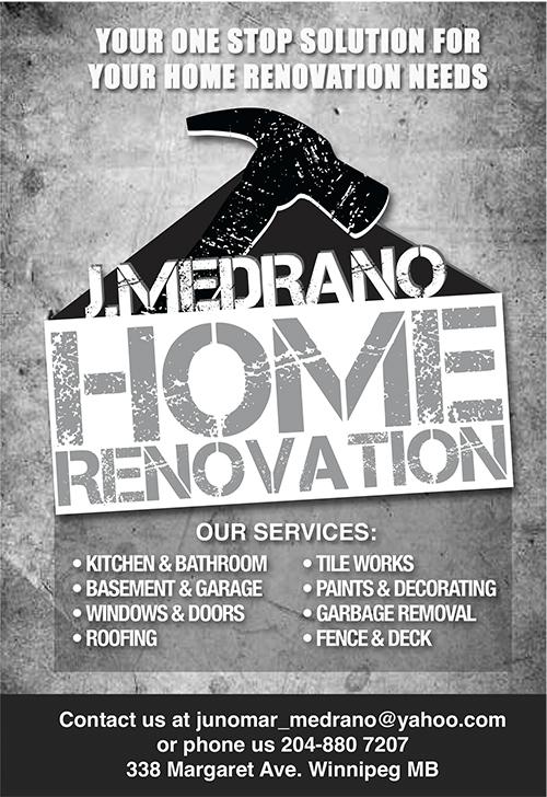J. Medrano Home Renovation