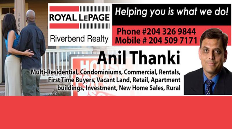Anil Thanki Royal Lepage Acguide Savings