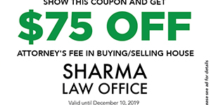 sharma-law-office
